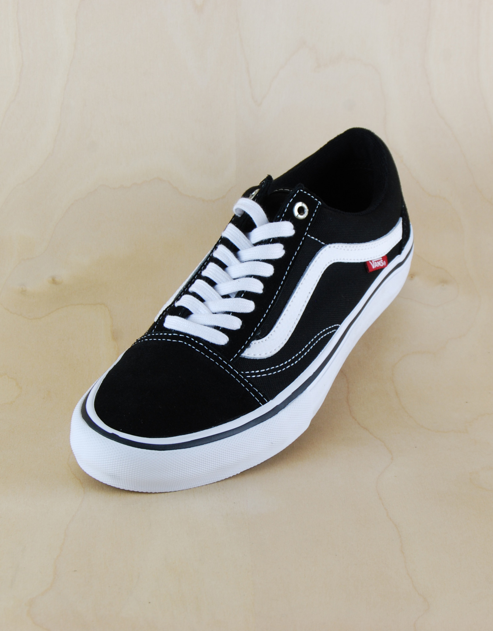 Vans Vans - Old Skool Pro Black/White