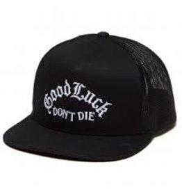 Loser Machine Loser Machine - Good Luck Snapback Black
