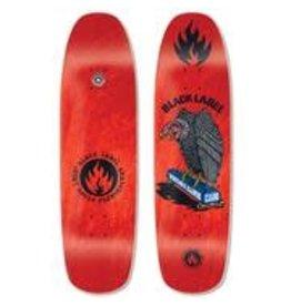 Black Label Black Label - 8.88 Vulture Club Red Stain