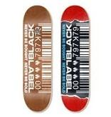 Black Label Black Label - 8.25 Ripped Barcode