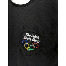 The Point The Point - Skateboarding is a Crime not an Olympic Sport Black