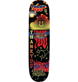 Thank You Thank You - 8.5 Pudwill Fly Deck