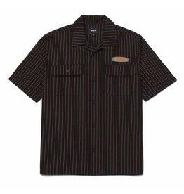 Huf Huf - Billy Work Shirt S/S Black