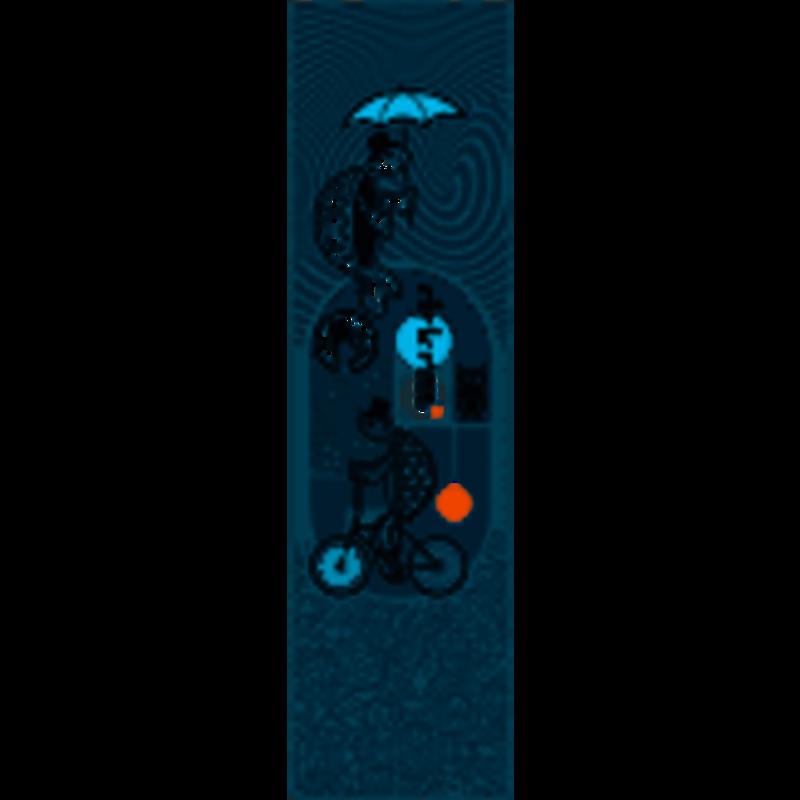 Darkroom Darkroom -Miami Hopper Grip Tape