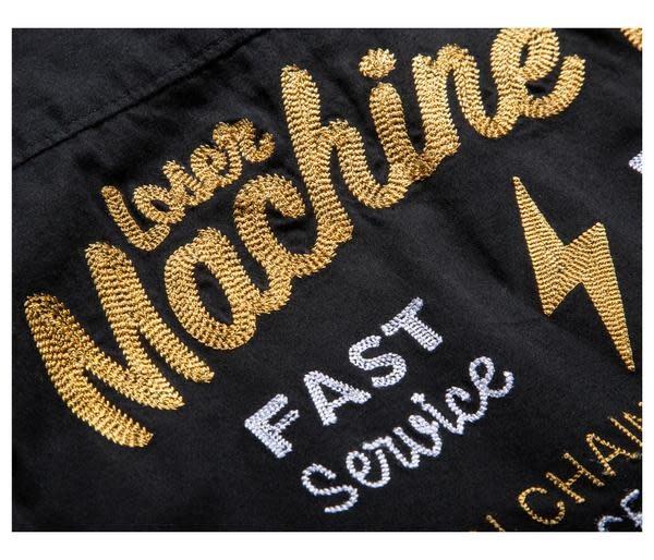 Loser Machine Loser Machine - Puerto Woven Black