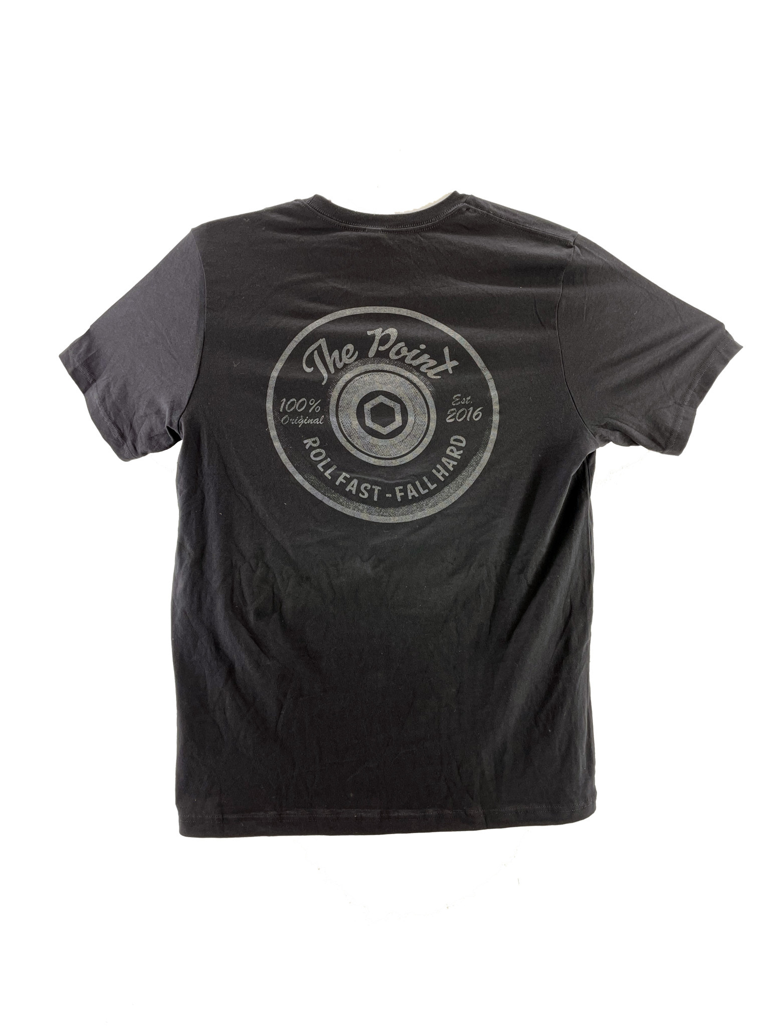 The Point The Point - Roll Fast S/S Black