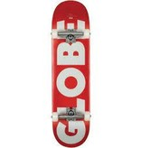 Globe Globe - G0 Fubar Red White