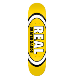 Real Real - 8.06 Classic Oval Yellow