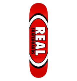 Real Real - 8.12 Classic Oval RED