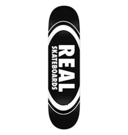 Real Real - 8.25 Classic Oval BLACK