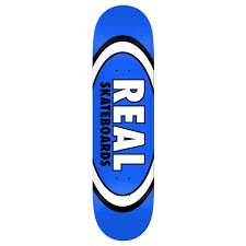 Real Real - 8.5 Classic Oval Blue