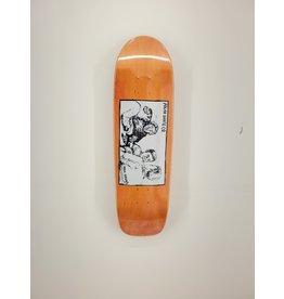 Polar Polar - 9.0 Grund Cold Streak Orange Surf JR