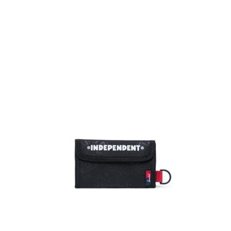 Herschel Herschel - Indy Smith 600D Wallet Black