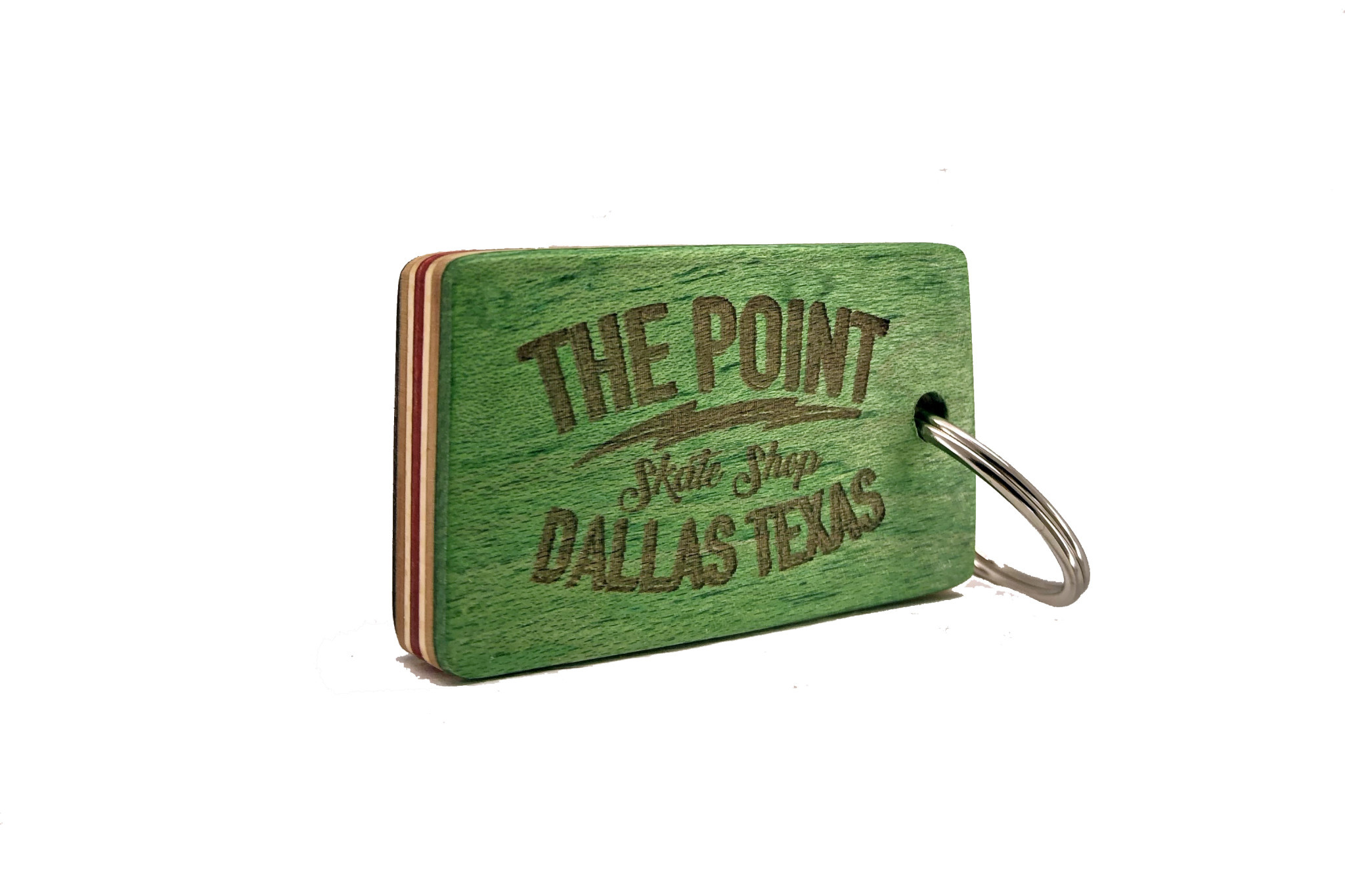 The Point The Point - Deco Key Chain