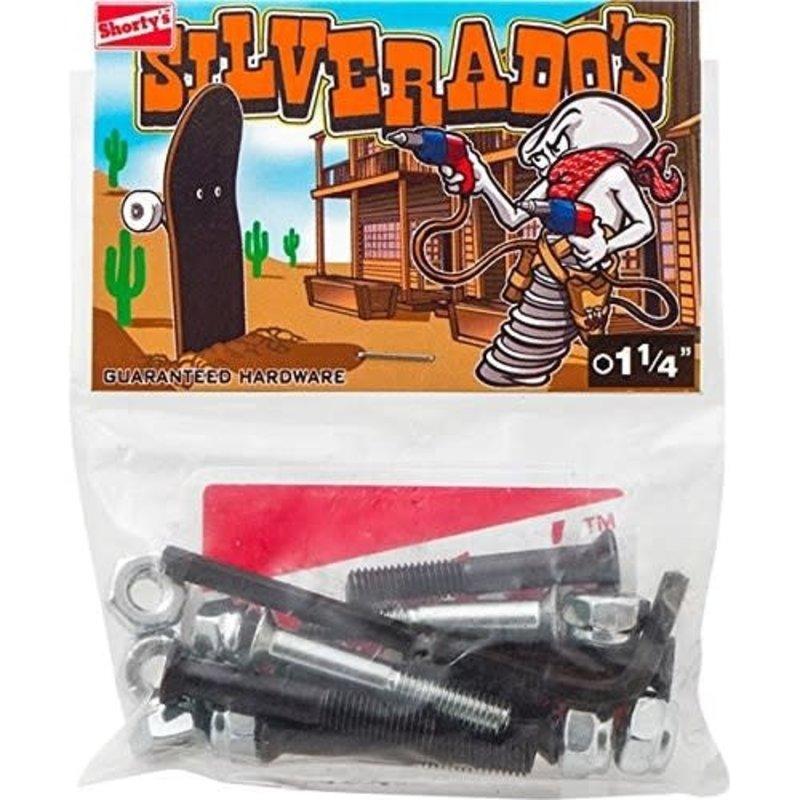 """Shorty's Shorty's - 1 1/4"""" Silverados Allen Hardware"""
