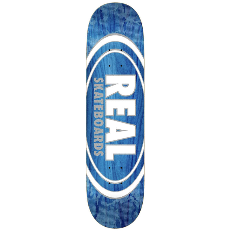 Real Real - 8.06 Oval Pearl Patterns Asst.