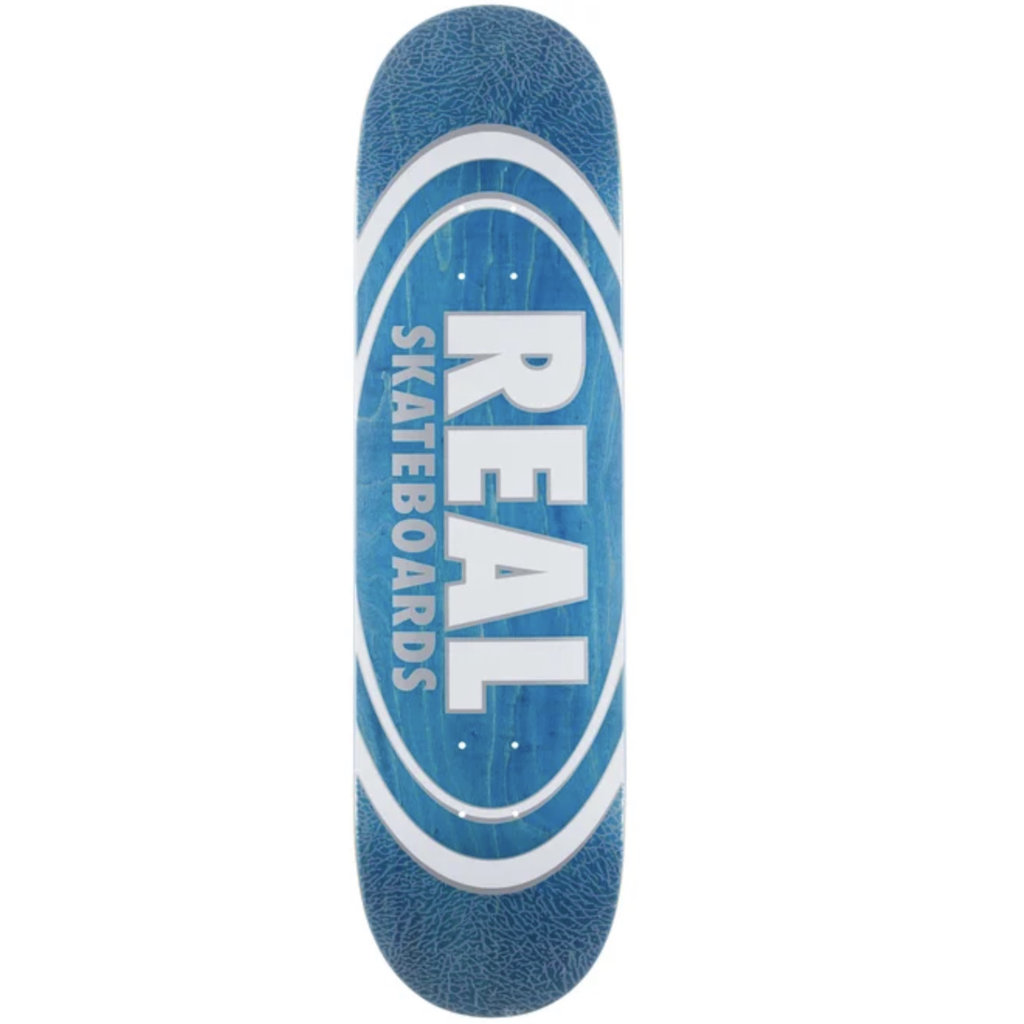 Real Real - 8.38 Oval Pearl Patterns