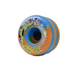 Refuse Wheels Refuse - Blue Orange 101a