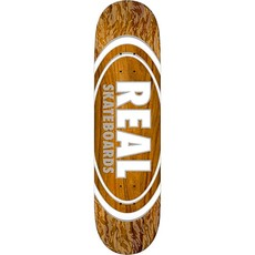 Real Real - 8.25 Oval Pearl Patterns Slick