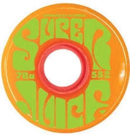 OJ OJ - Super Juice 78a Orange