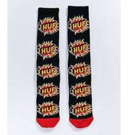 Huf Huf - TnT Logo Sock Black