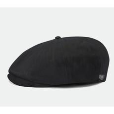 Brixton Brixton - Brood Snap Cap Black