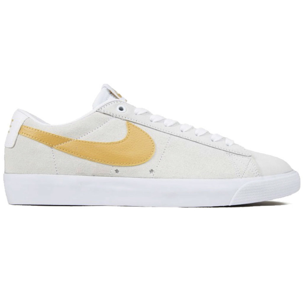 Nike Nike - SB Blazer Low GT White/Club Gold
