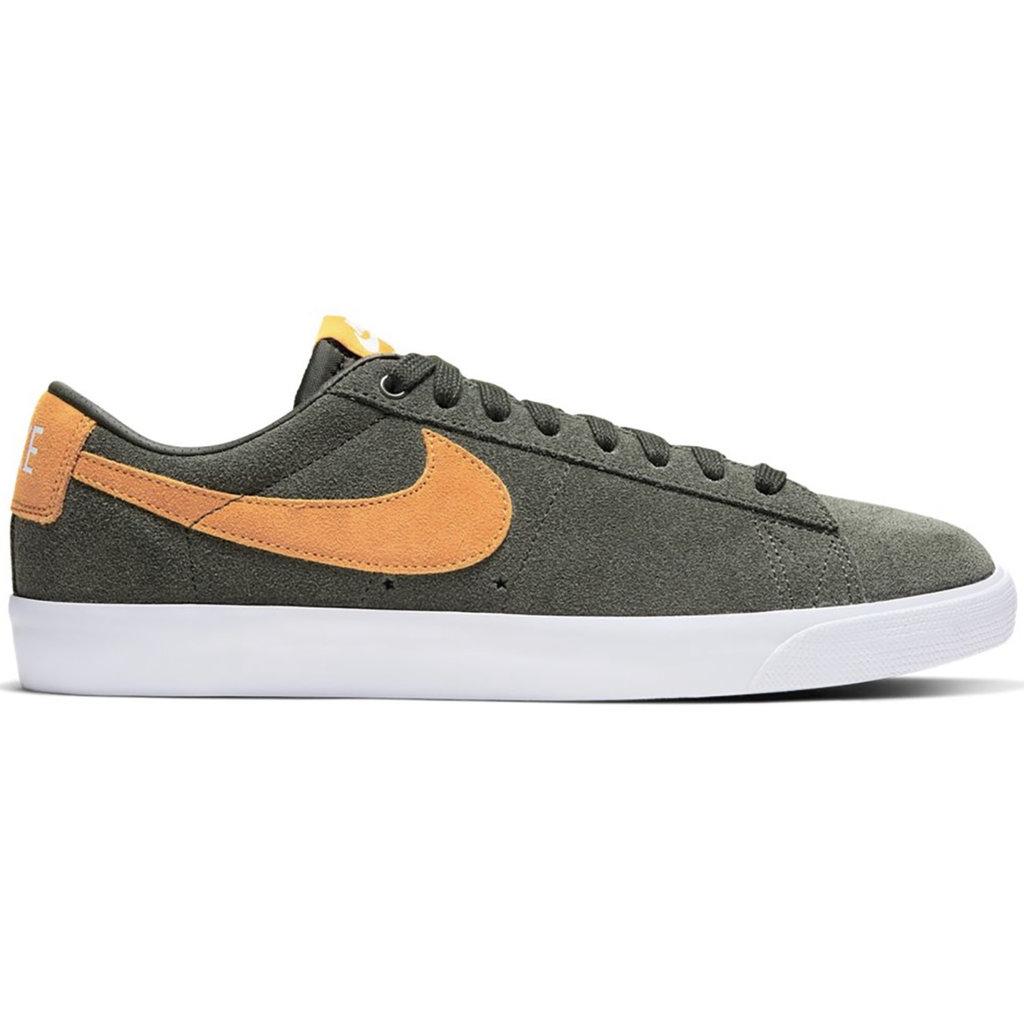 Nike Nike - SB Zoom Blazer Low GT Sequoia/ Kumquat