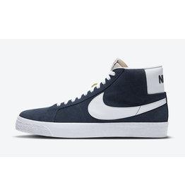 Nike Nike - SB Zoom Blazer Mid Navy White