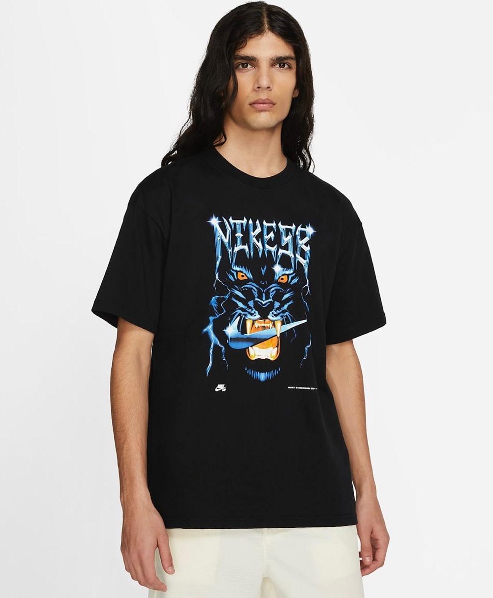 Nike Nike - SB Tee Nyjahs Panther