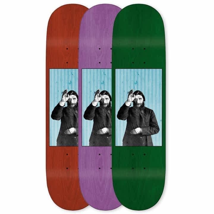 Theories Theories - 8.5 Rasputin V2 Deck Assorted
