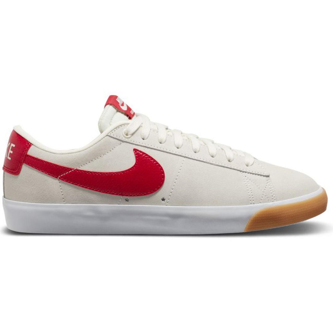 Nike Nike - SB Zoom Blazer Low GT Cardinal Red/ White