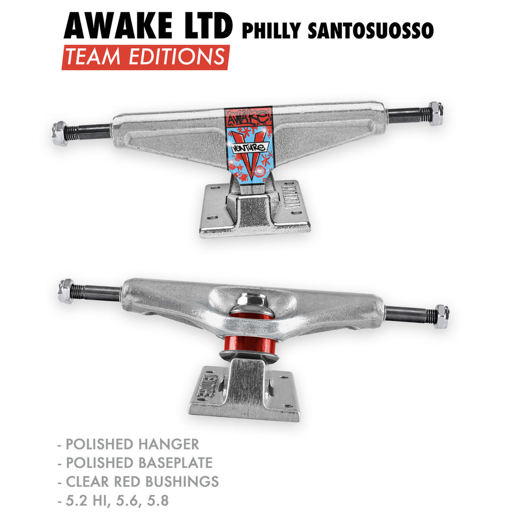 Venture Venture - 5.2 H Philly Awake Polished