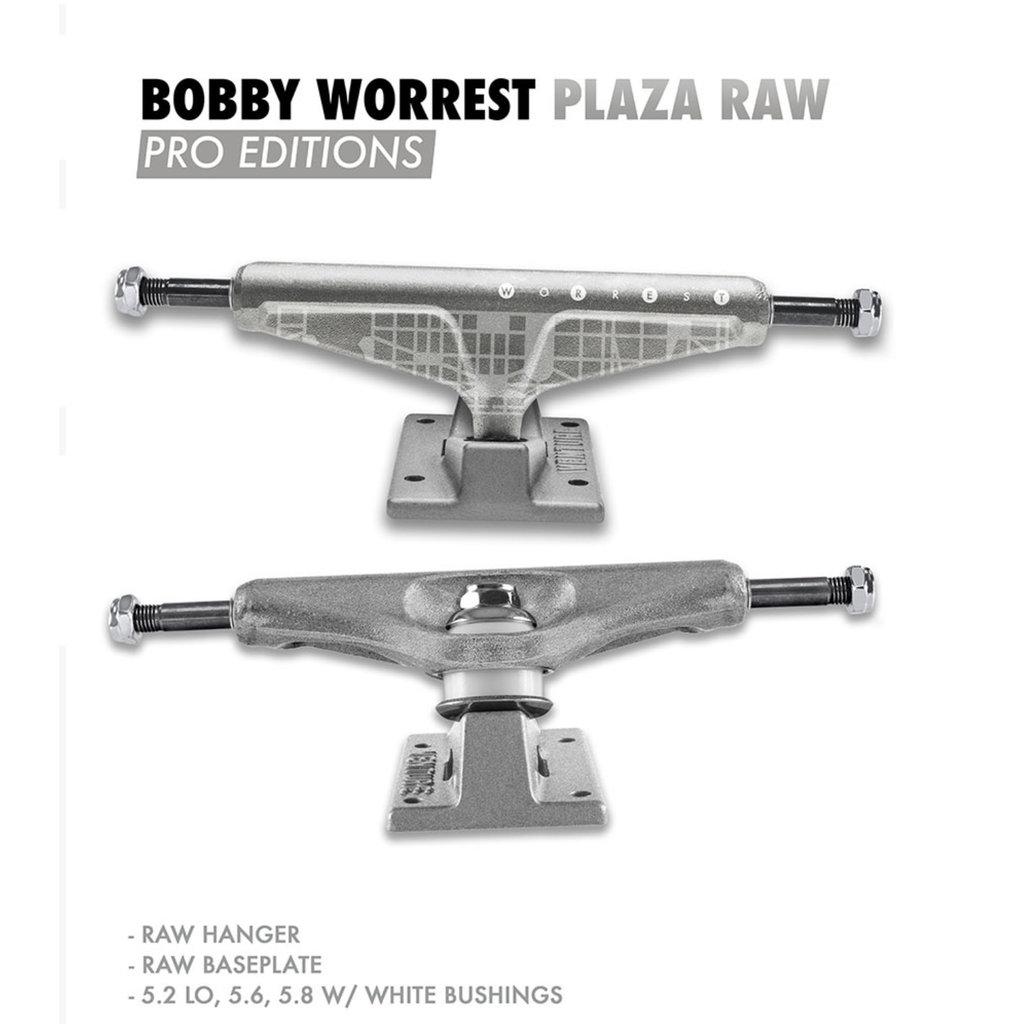 Venture Venture - 5.6 Worrest Pro Plaza Raw