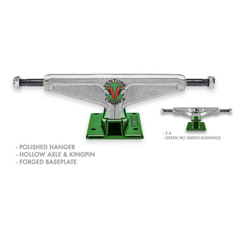Venture Venture - 5.6 OG Wings Polish Green