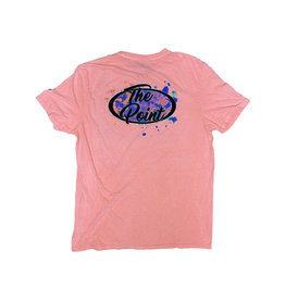 The Point - Splash Logo Hypercolor Org/Wht