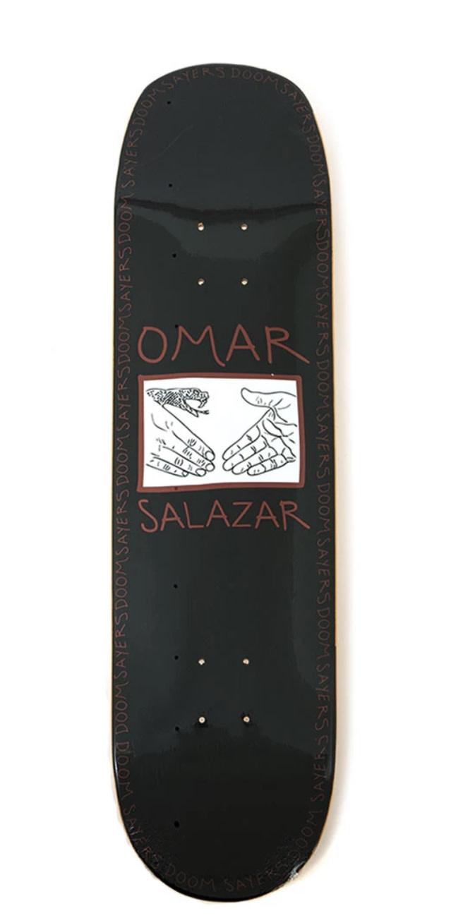 Doom Sayers Doom Sayer - 8.375 Snake Shake Omar Salazar