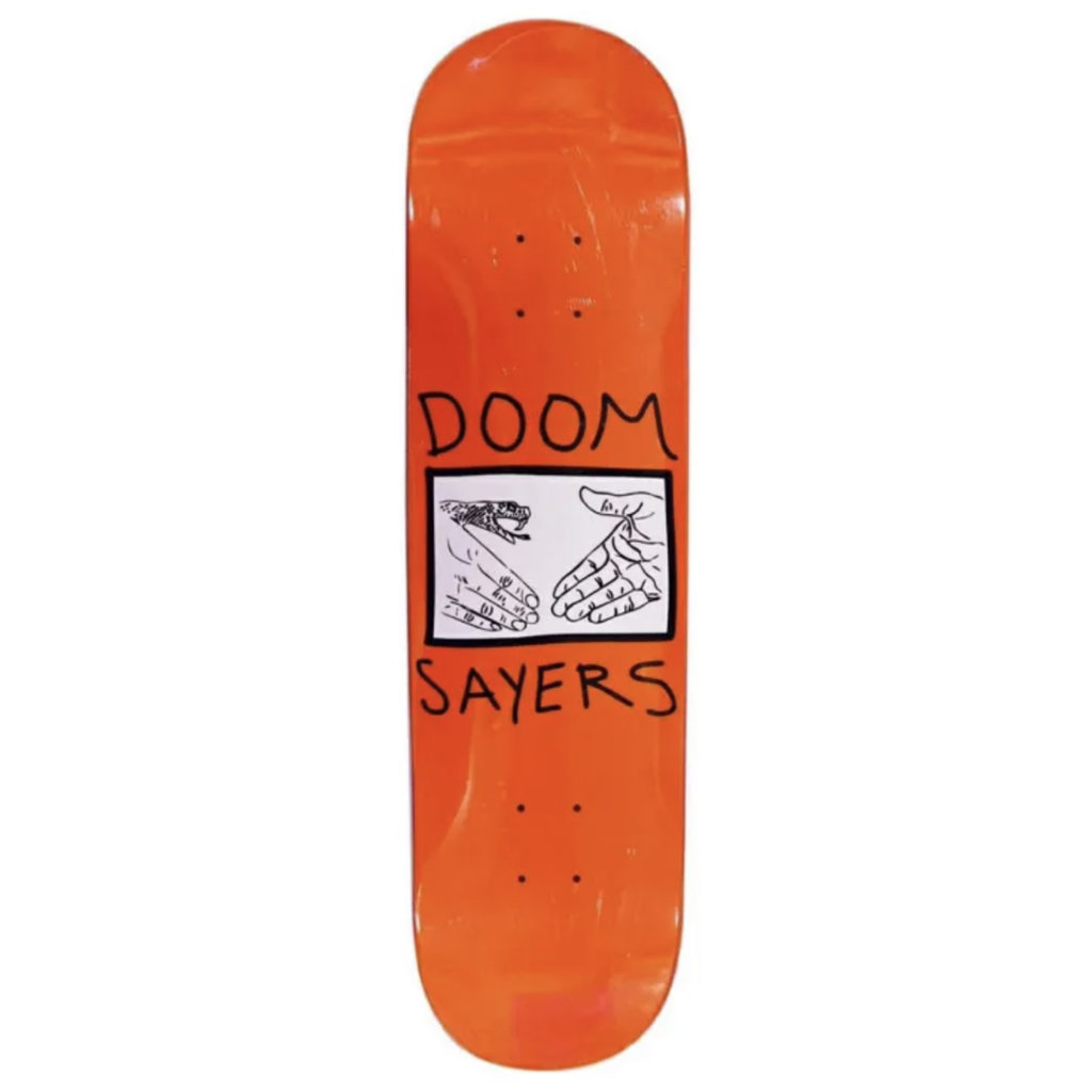 Doom Sayers Doom Sayers - 8.25 Snake Shake Orange
