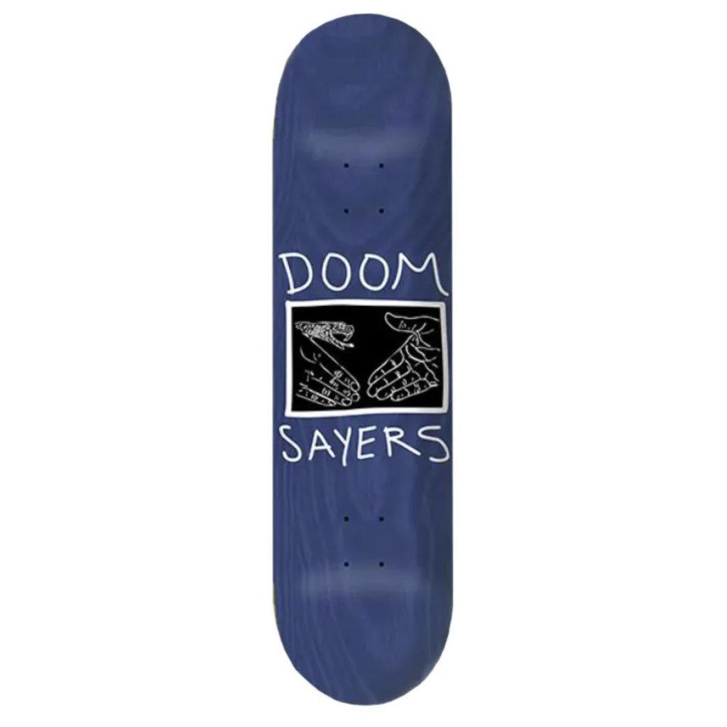 Doom Sayers Doom Sayers - 8.5 Snake Shake Blue