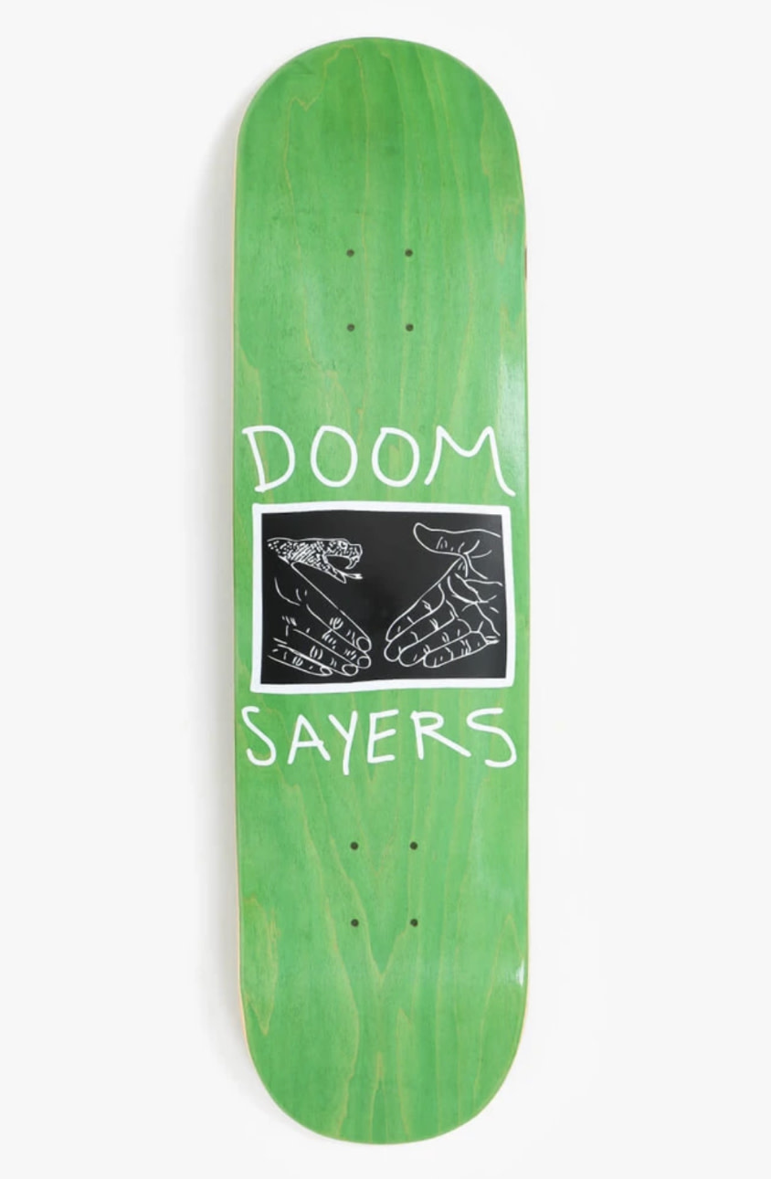 Doom Sayers Doom Sayers - 8.75 Snake Shake Mint