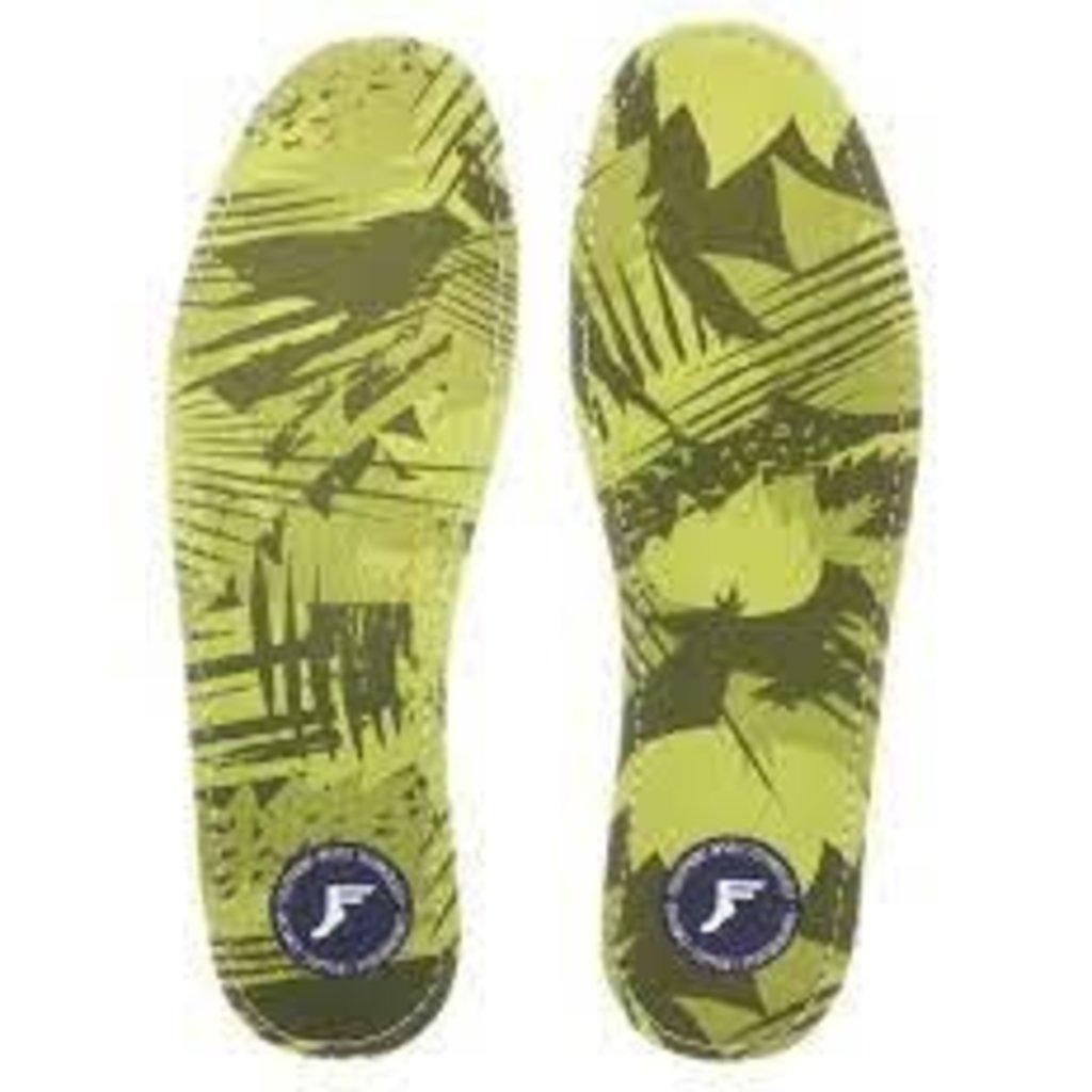 Footprint Footprint - Flat Green Camo