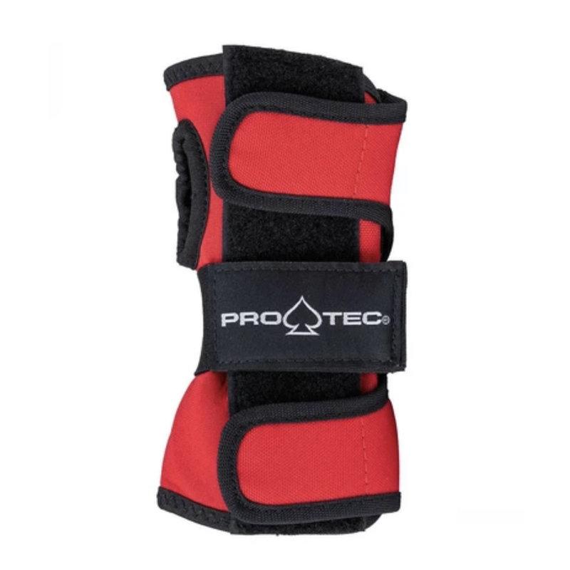 Protec Protec - Street Wrist Red White Black