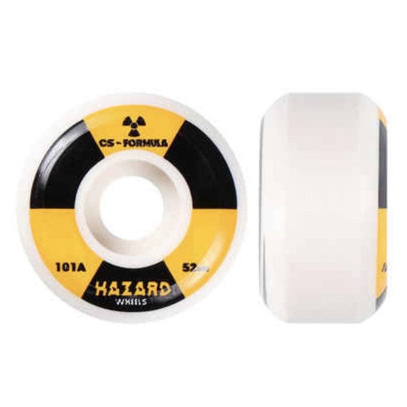 Hazard Hazard - Radio Active White Conical