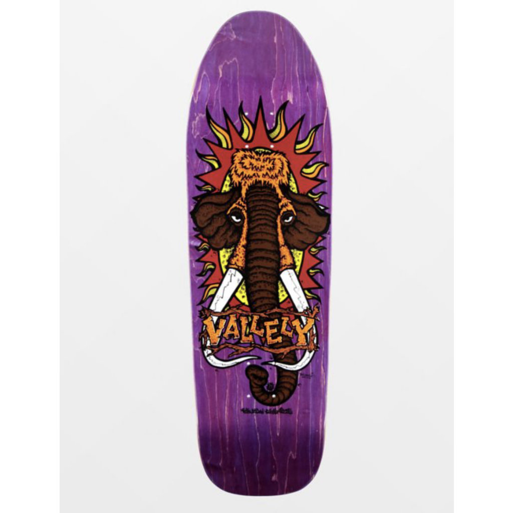 New Deal New Deal - 9.5 Vallely Mammoth Purple