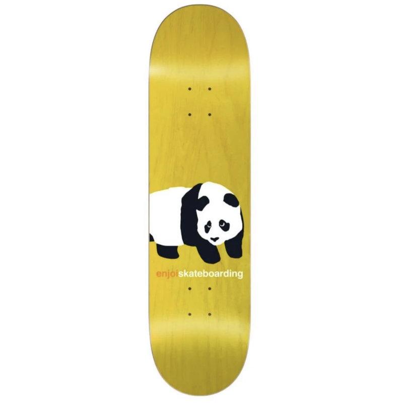 Enjoi Enjoi - 8.0 Yellow Peekaboo Panda R7