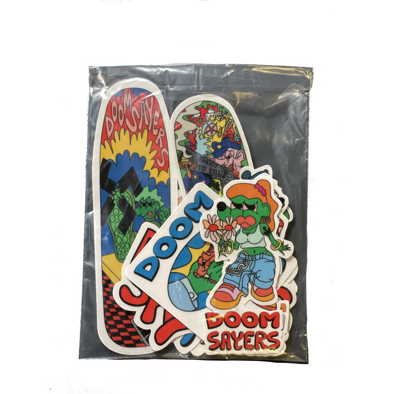 Doom Sayers Doom Sayers - Lil Kool Sticker Pack