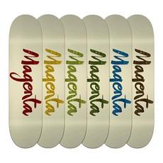 Magenta Magenta - 7.5 Big Brush Team Wood
