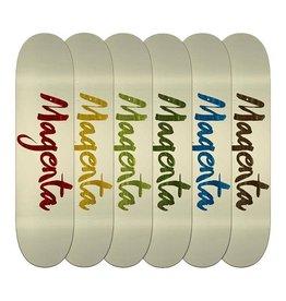 Magenta Magenta - 7.75  Big Brush Team Wood
