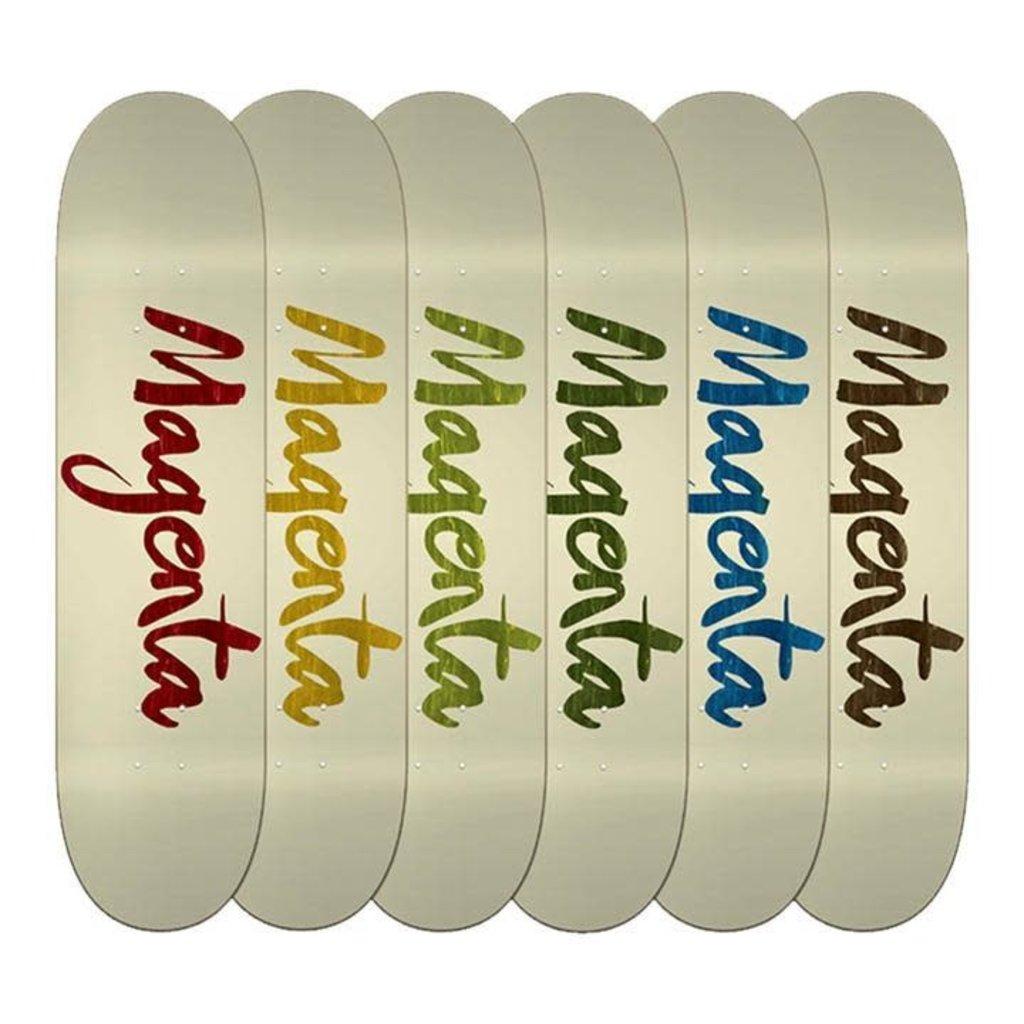 Magenta Magenta - 8.5  Big Brush Team Wood