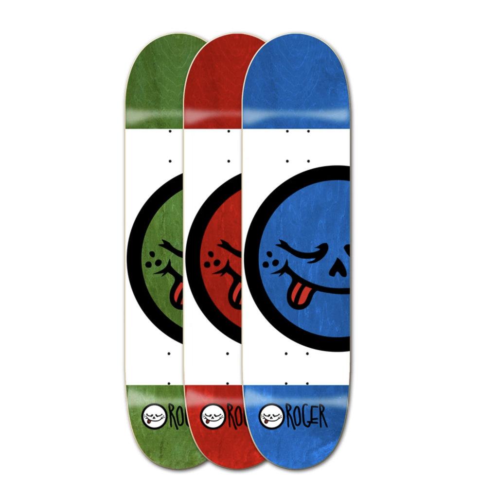 Roger Skate Co. Roger - 8.75 Half Roger V3